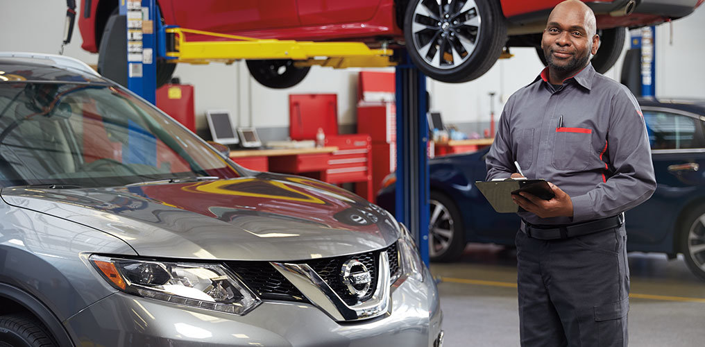 The 2018 Nissan Car Care Event