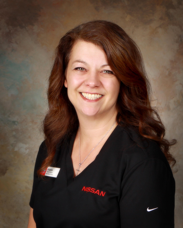 Angela Hensley - Service Advisor