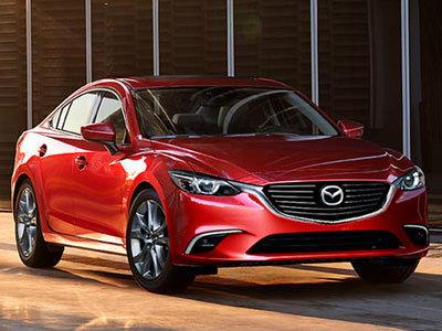 Mazda6 vs Camry