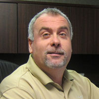 Eric Campo - Finance Manager