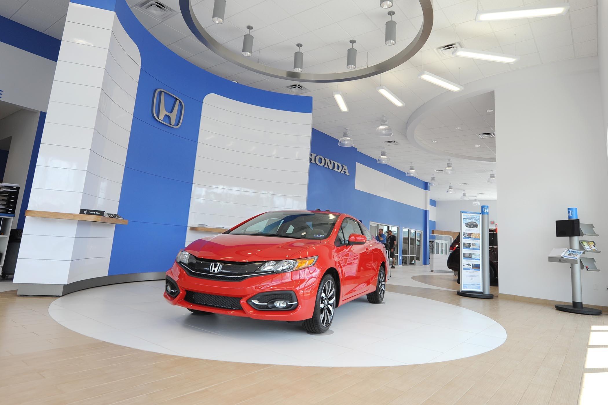 About lester raines honda south charleston wv honda dealer for Honda dealers in wv