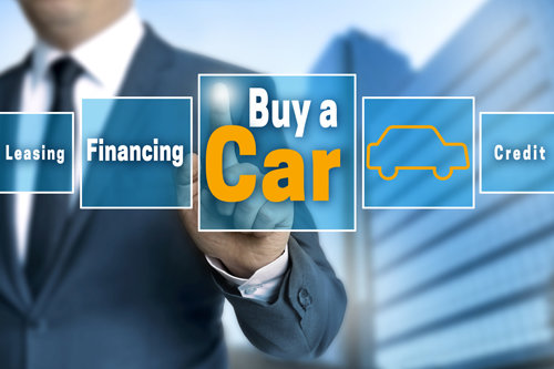 How Your Credit Affects the Car Buying Process