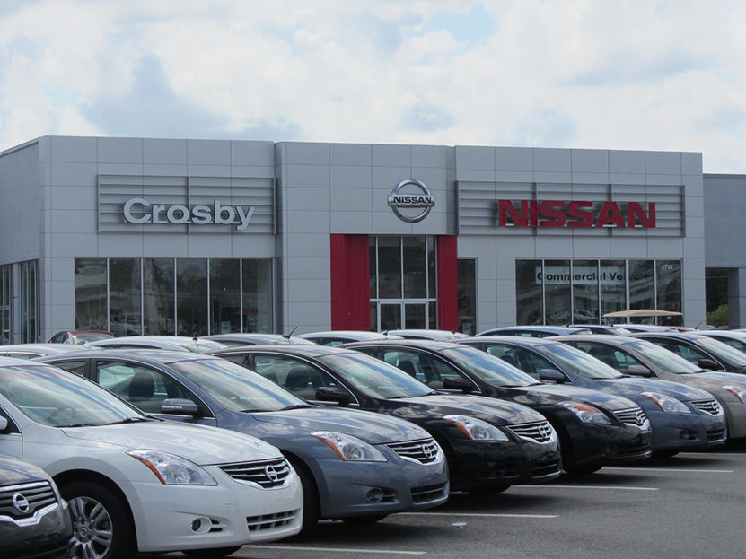 New And Used Cars Trucks And Suvs Crosby Nissan Autos Post
