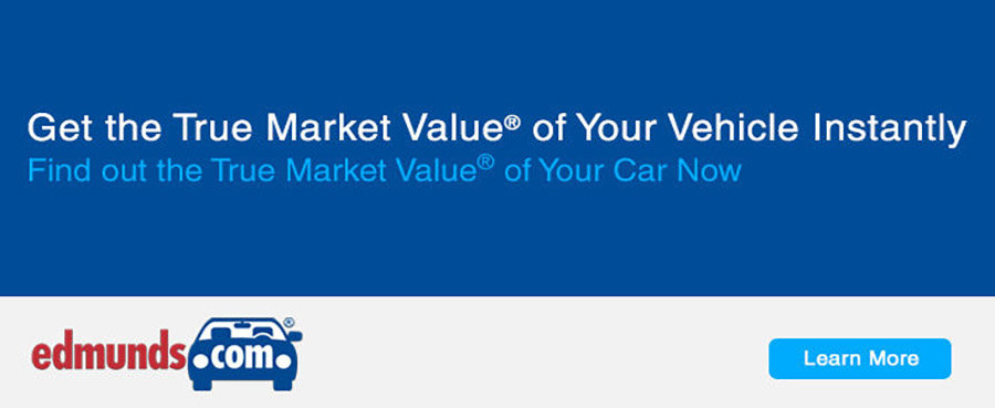 Used car trade in values edmunds for Motor vehicle trade in values