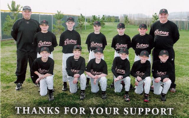 Kelleher Motor Company supports local youth athletics like the Ellensburg youth baseball team