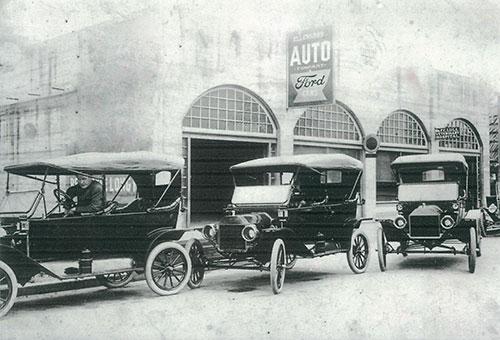 Kelleher Motor Company 1911