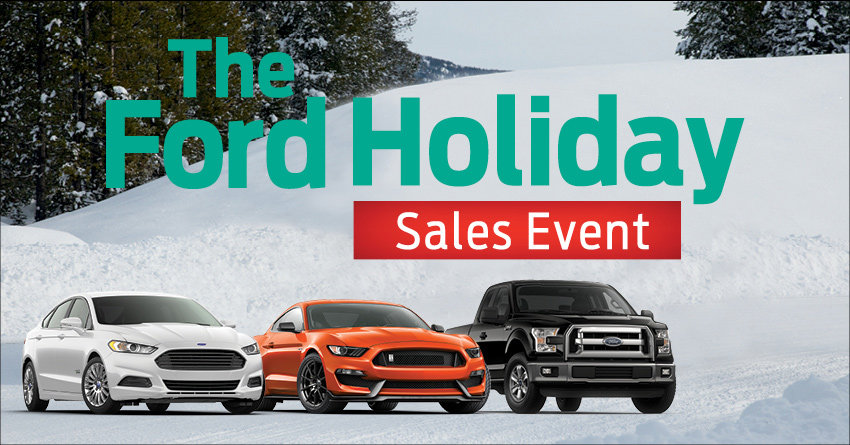 Lake Shore Ford Holiday Sales Event