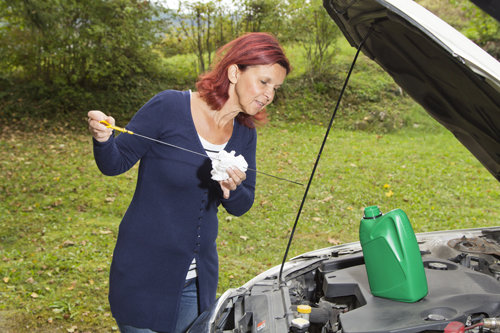 How often should I change my oil