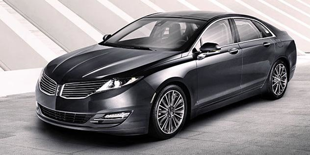 Lincoln MKZ - View New Lincoln Inventory