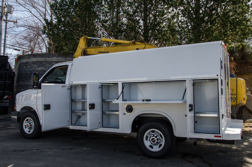 new used commercial trucks for sale gmc and isuzu fisher snow plows marty 39 s gmc. Black Bedroom Furniture Sets. Home Design Ideas