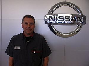 Eric Rinker - Service Technician