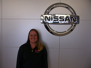 Jennifer Lane - Assistant Service Manager