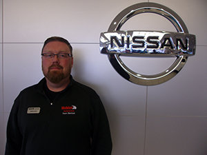 Mark Davis - Assistant Service Manager