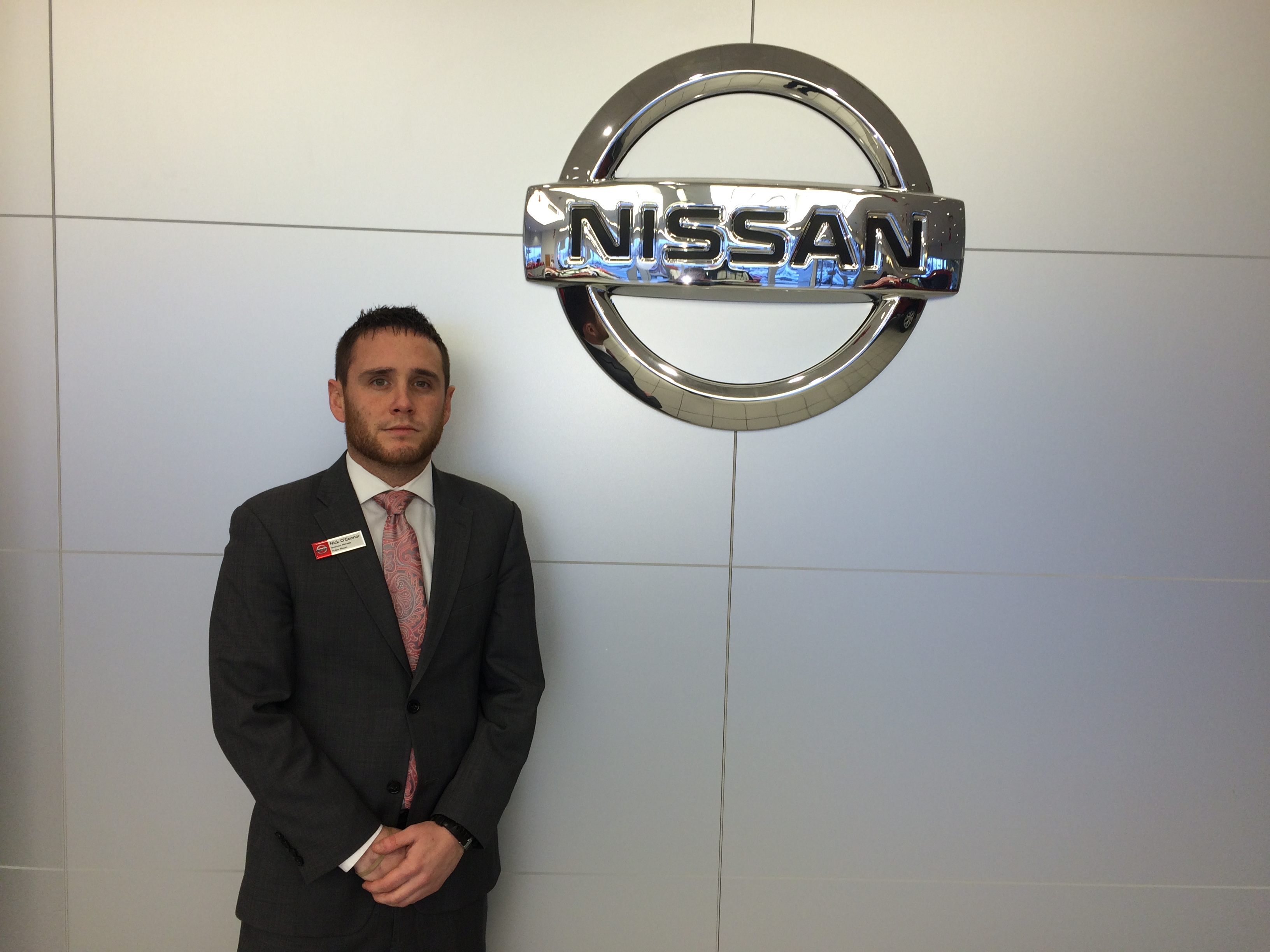 Nick OConnor - Finance Manager