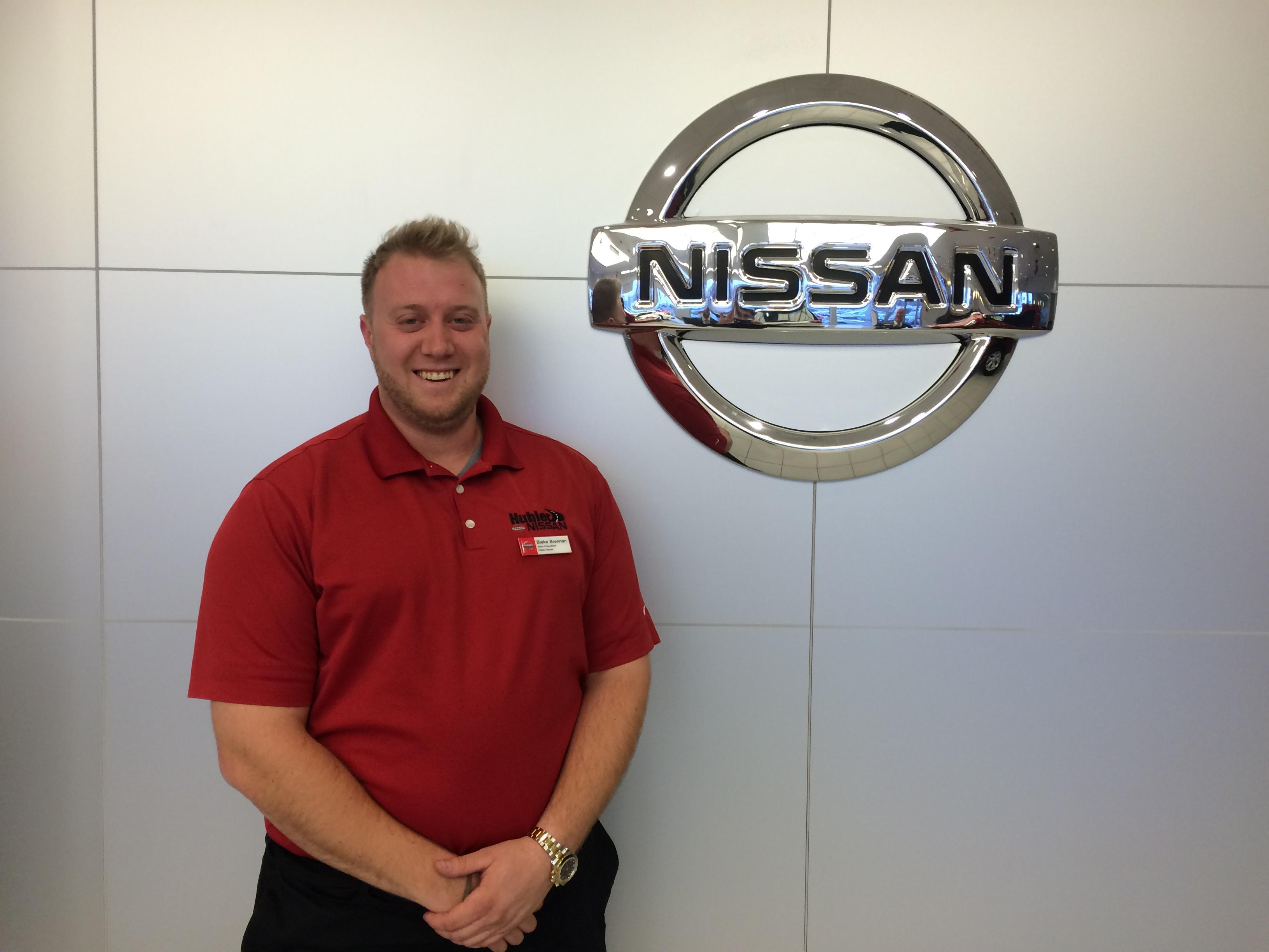 Blake Brennan - Sales Representative