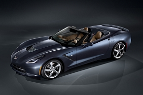 Chevy Corvette Stingray