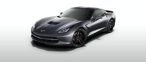 Cyber Gray 2014 Corvette