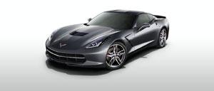 Cyber Gray 2015 Corvette
