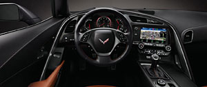 2015 Corvette Steering Wheel