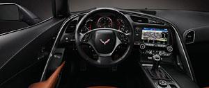 2015 Corvette Steering Wheel