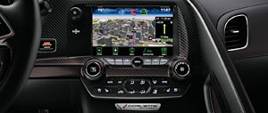 2015 Corvette Navigation