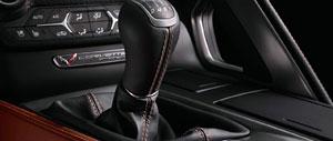 2015 Corvette Shifter