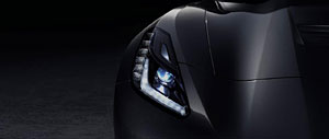 2015 Corvette Headlight