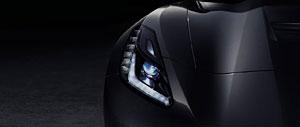 2015 Corvette Headlight