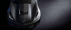 2014 Corvette Hood