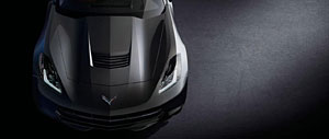 2015 Corvette Hood
