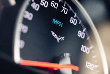 2012 Chevrolet Corvette Speedometer