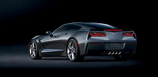 Chevy Corvette Stingray