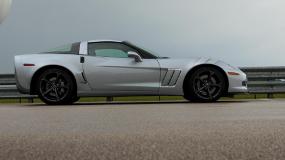 2017 Z16 Grand Sport Corvette