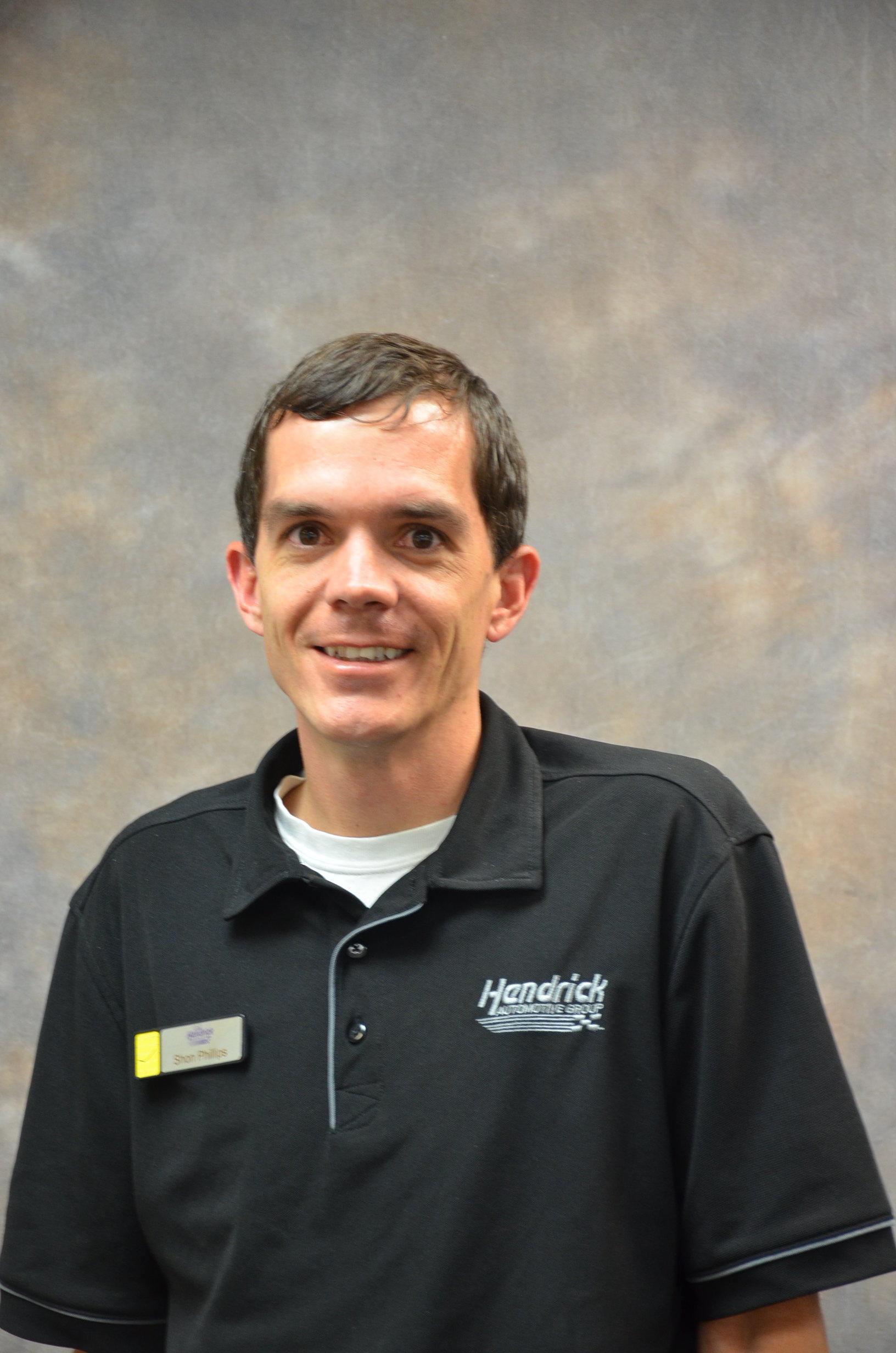 Shon Phillips - Corvette Sales Manager
