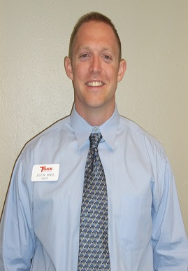 Justin Hinds - Internet Sales Manager