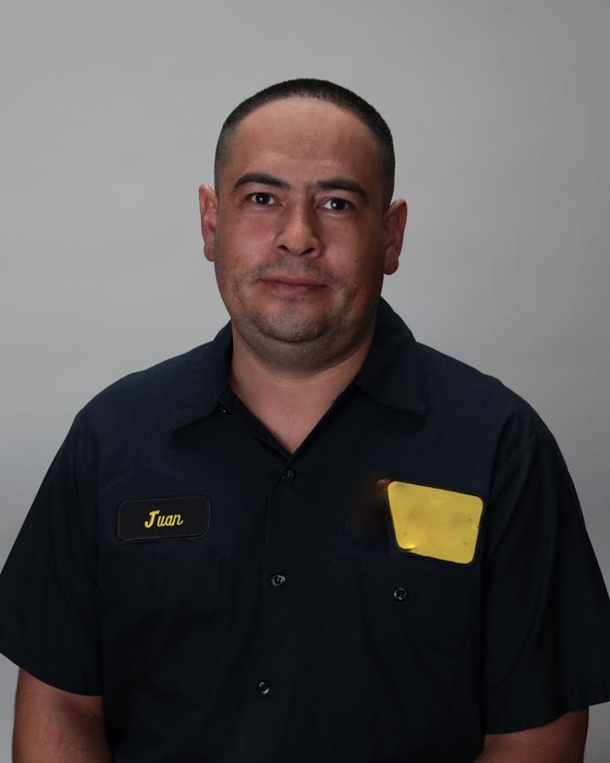 Juan Nunez - Lead Mechanic