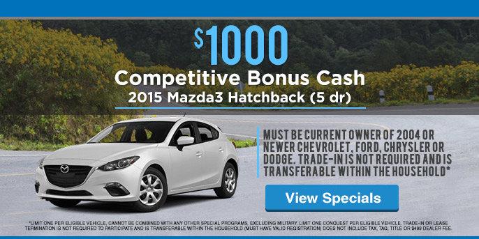 Conquest Cash - Gem Mazda