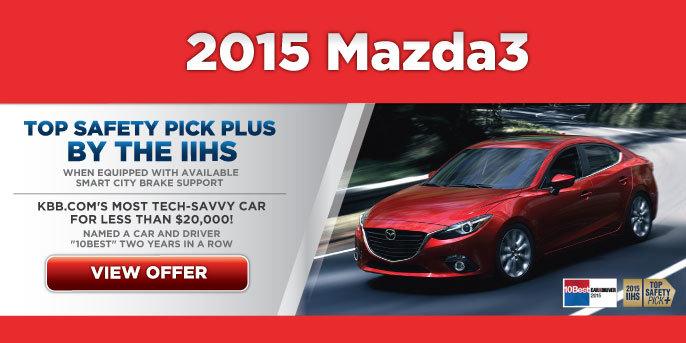 Mazda3 Awards