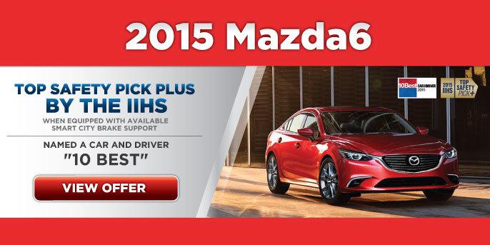 Mazda6 Awards