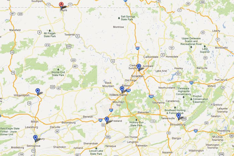 Find A Toyota Dealer Near You In Northeast Pa