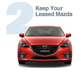 Keep Your Leased Mazda