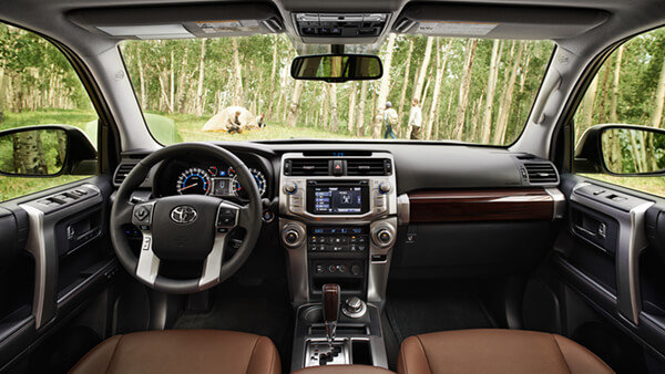 Toyota 4Runner vs. Honda Pilot