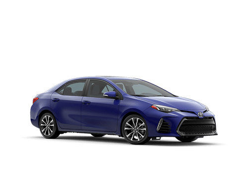 Drive a Corolla Today