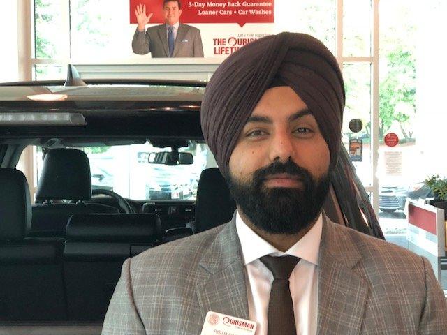 Param Singh - Director of Sales