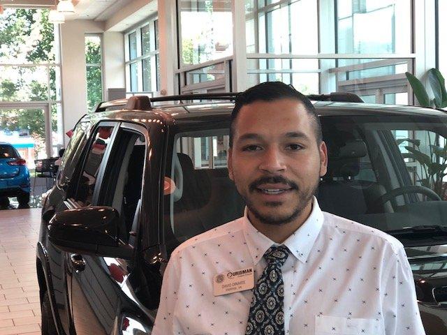 David Dinarte - Sales Consultant
