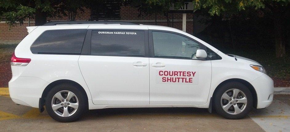 Shuttle Service In The Vienna Amp Fairfax Area Auto