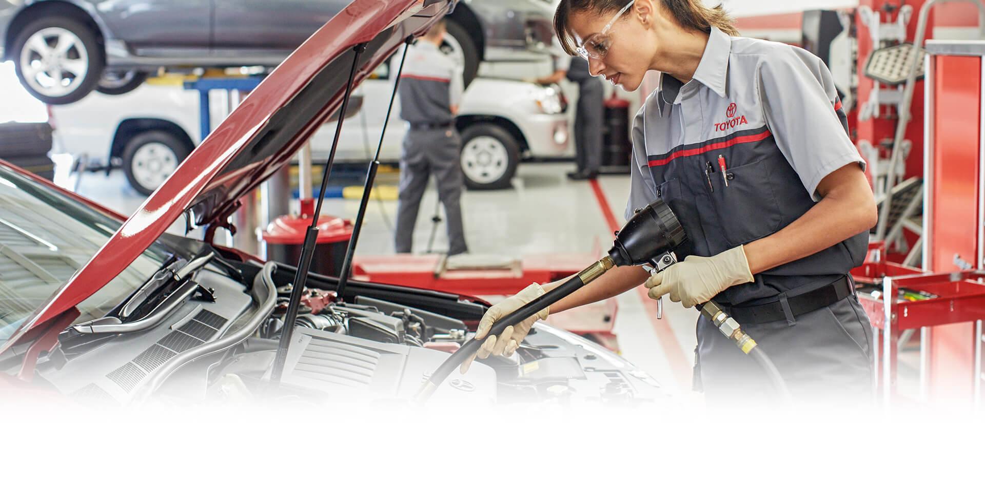 Service Amp Parts Department In Fairfax Va Auto Parts For