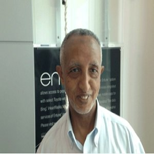 Ghalib Ismael - Sales Consultant
