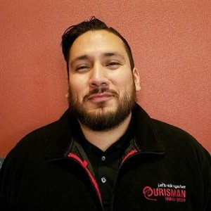 Luis Galarza - Assistant Service Manager
