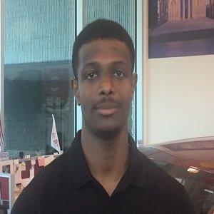 Amard Assefa - Sales Consultant